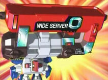 Wide Server