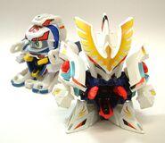 Spike=Phoenix and Fighting Phoenix
