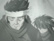 Arasaki and Kyousuke
