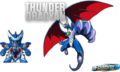 Thunder Dracyan
