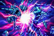 Skull Dragon Destroyed