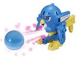 Pen-B Blue