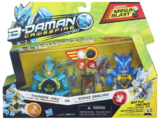 Thunder Jaku vs. Strike Dracyan 2-Pack