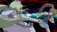 Nana kicking teruma pan