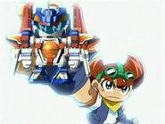 Yamato and Cobalt Saber