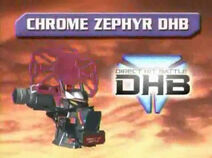 Chrome Zephyr DHB
