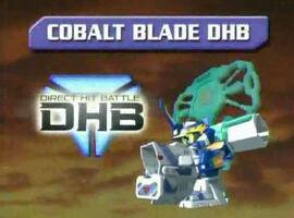 Cobalt Blade DHB