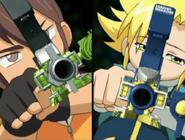 Shun vs konta ep11