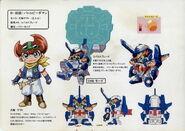 Yamato and Cobalt Blade Concept
