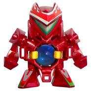 WBMA Proto 01 Red