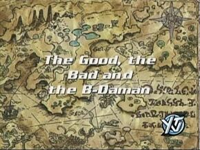 Battle b-daman 135 the good the bad the b-daman -tv.dtv.mere-.avi 000124749