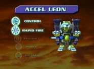 Accel Leon Stats