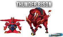 Bison and b-animal