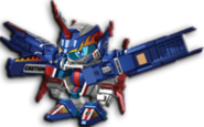 Cobalt Saber Fire Icon