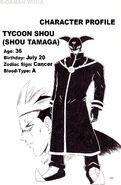 Profile Shou Translated