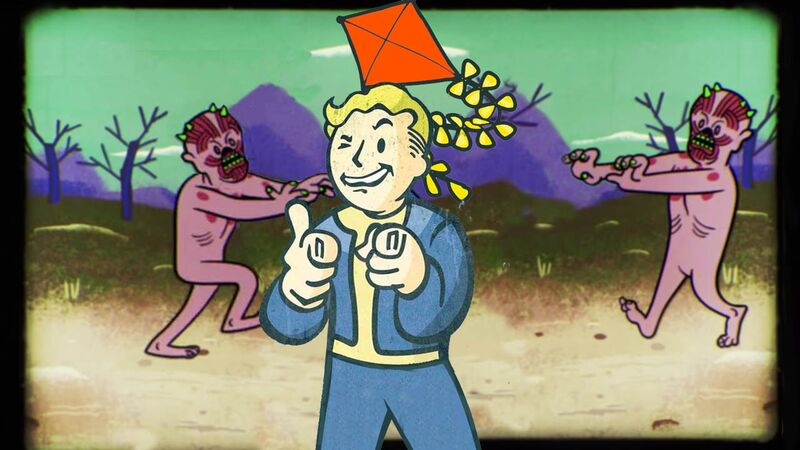 The Fast Way to Power-Level XP in 'Fallout 76' | FANDOM