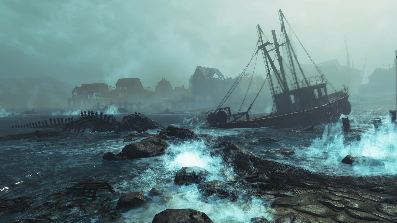 Five Reasons to Be Excited for 'Fallout 4: Far Harbor'