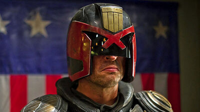 From Page to Screen: 'Judge Dredd'