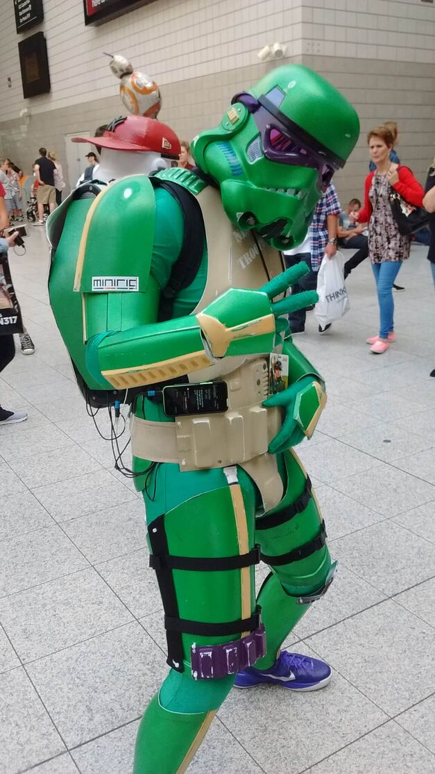 teenage mutant ninja trooper