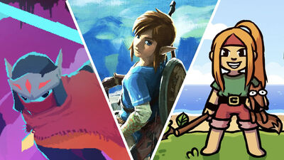 8 Indie Games Like 'Zelda' That You Should Play If You Miss 'Breath of the Wild'