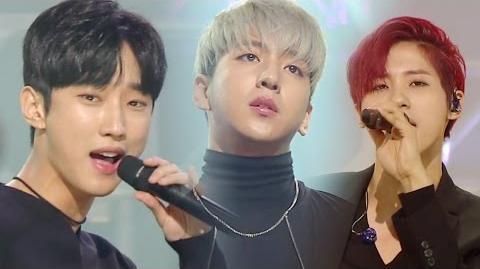 《Comeback Special》 B1A4 - Nightmare (악몽) @인기가요 Inkigayo 20161204