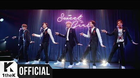 MV B1A4 Sweet Girl