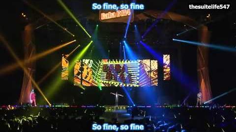 B1A4 - So Fine BABA B1A4 in Seoul (Hangul, Romanization, Eng Sub)