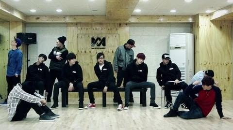 B1A4 - 걸어 본다 안무 영상 (TRIED TO WALK DANCE PRACTICE VIDEO)