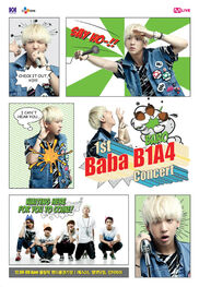 Official-b1a4-baro-poster-for-b1a4-1st-concert-baba-b1a4