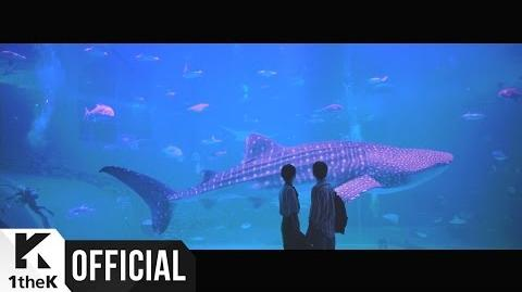 MV SANDEUL(산들) Stay as you are(그렇게 있어줘)