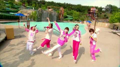 B1A4 - Okay, 비원에이포 - 오케이, Music Core 20110604