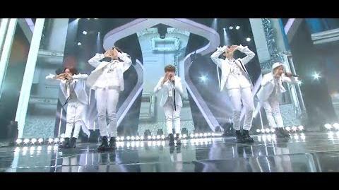 HOT B1A4 - Lonely, 비원에이포 - 론리(없구나), Show Music core 20140125