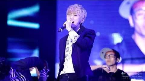 130907 Melon concert - Starlight's Song 별빛의 노래 (JinYoung ver.)