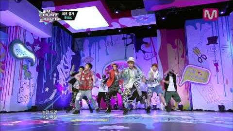 B1A4 이게 무슨 일이야 (What's Going On by B1A4@Mcountdown 2013.5.9)