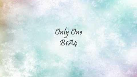 B1A4 - Only One Han & Eng