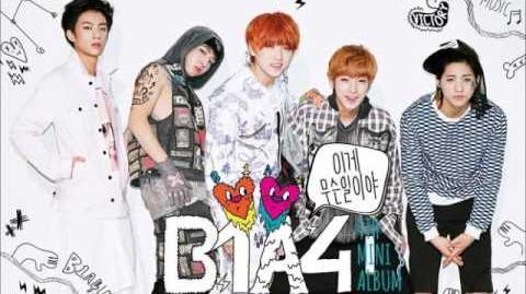 B1A4 Starlight's Song 별빛의 노래