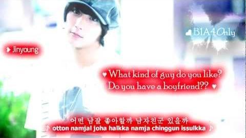 B1A4 Hey Girl Eng Sub Romanization Hangul HD