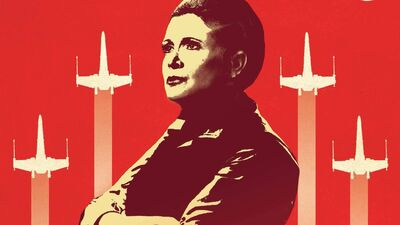 'Star Wars' Propaganda Art from Real Artists