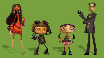 'Psychonauts 2' Crowdfunding Campaign Closes with $3,829,024 Raised