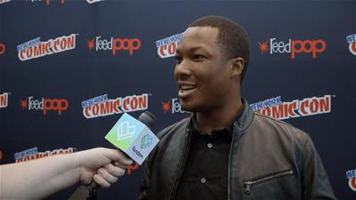 NYCC: Corey Hawkins Talks His Role in '24: Legacy'