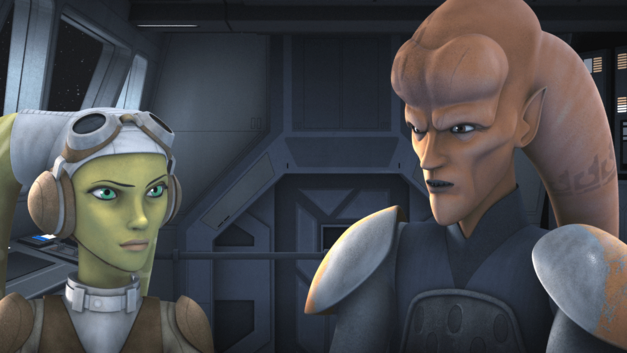 Star Wars Rebels Homecoming Hero Image