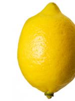 Asymmetrical lemon
