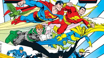 The DC Comics Story Better at World-Building Than the DCEU Movies
