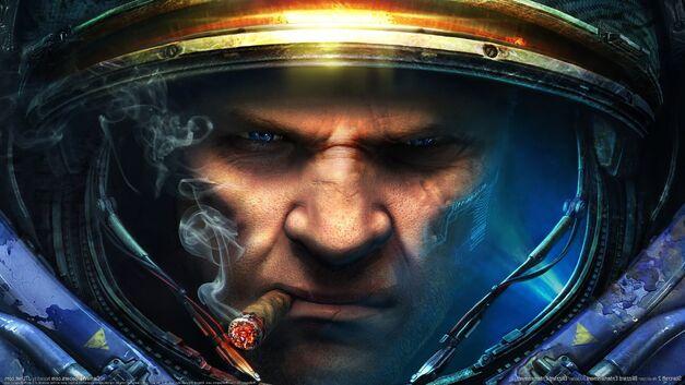 StarCraft-Tychus