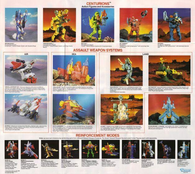 Centurions Catalog