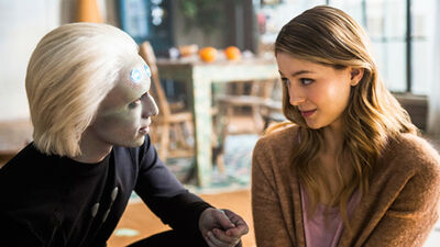 Why Kara and Brainiac Could Be the Best 'Supergirl' Ship