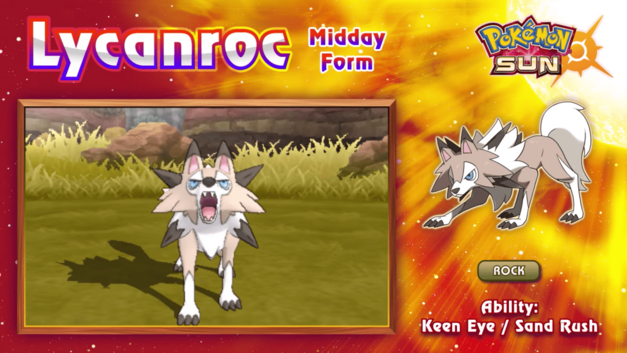 Pokemon Sun and Moon New Monsters