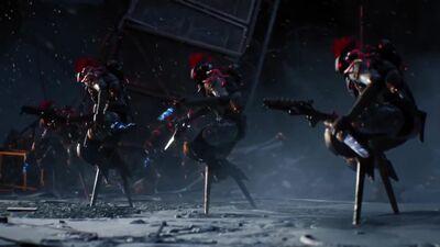 'Destiny: Rise of Iron' E3 Reveal Trailer