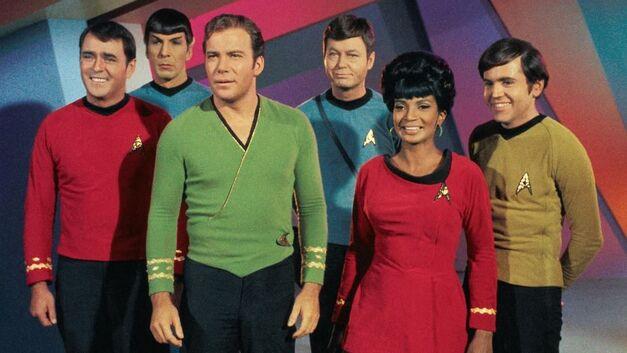 star-trek TOS cast