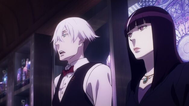 Psychological Thriller Anime That Will Mess up Your Mind Death Parade